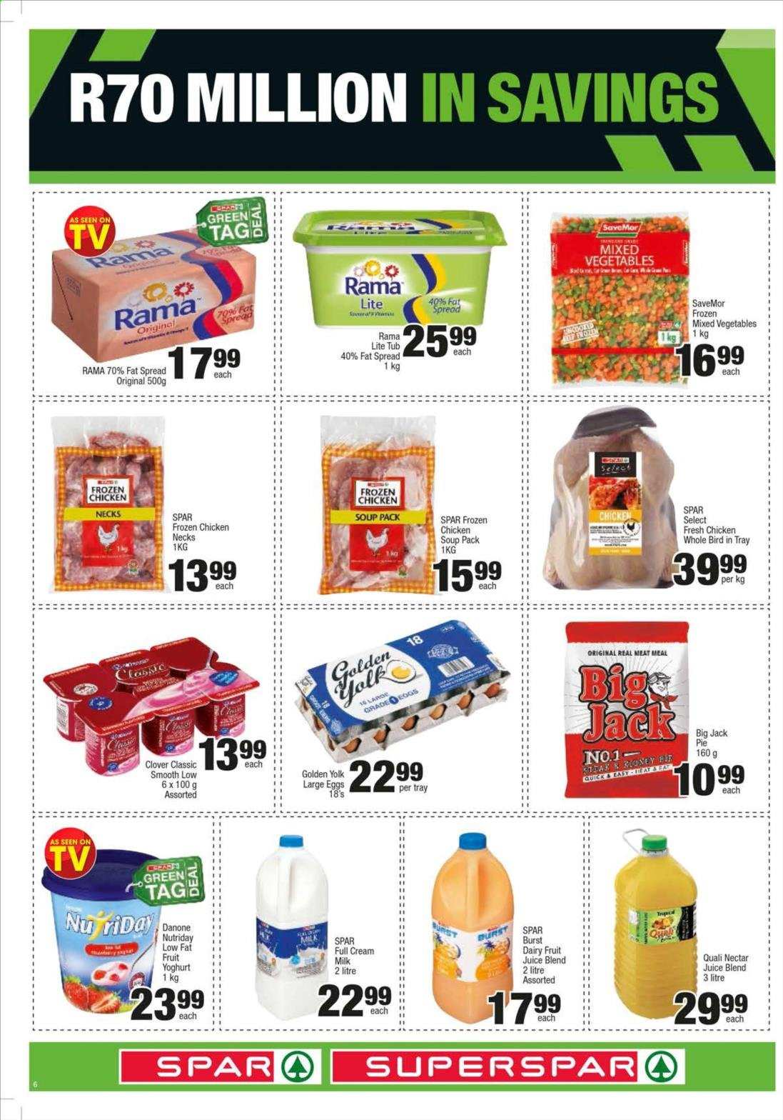 SPAR catalogue  - 08.27.2019 - 09.09.2019. Page 6.
