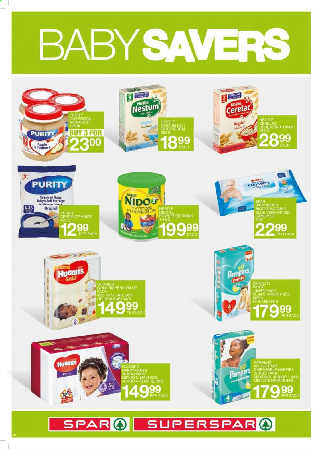 SPAR catalogue  - 08.27.2019 - 09.09.2019. Page 10.