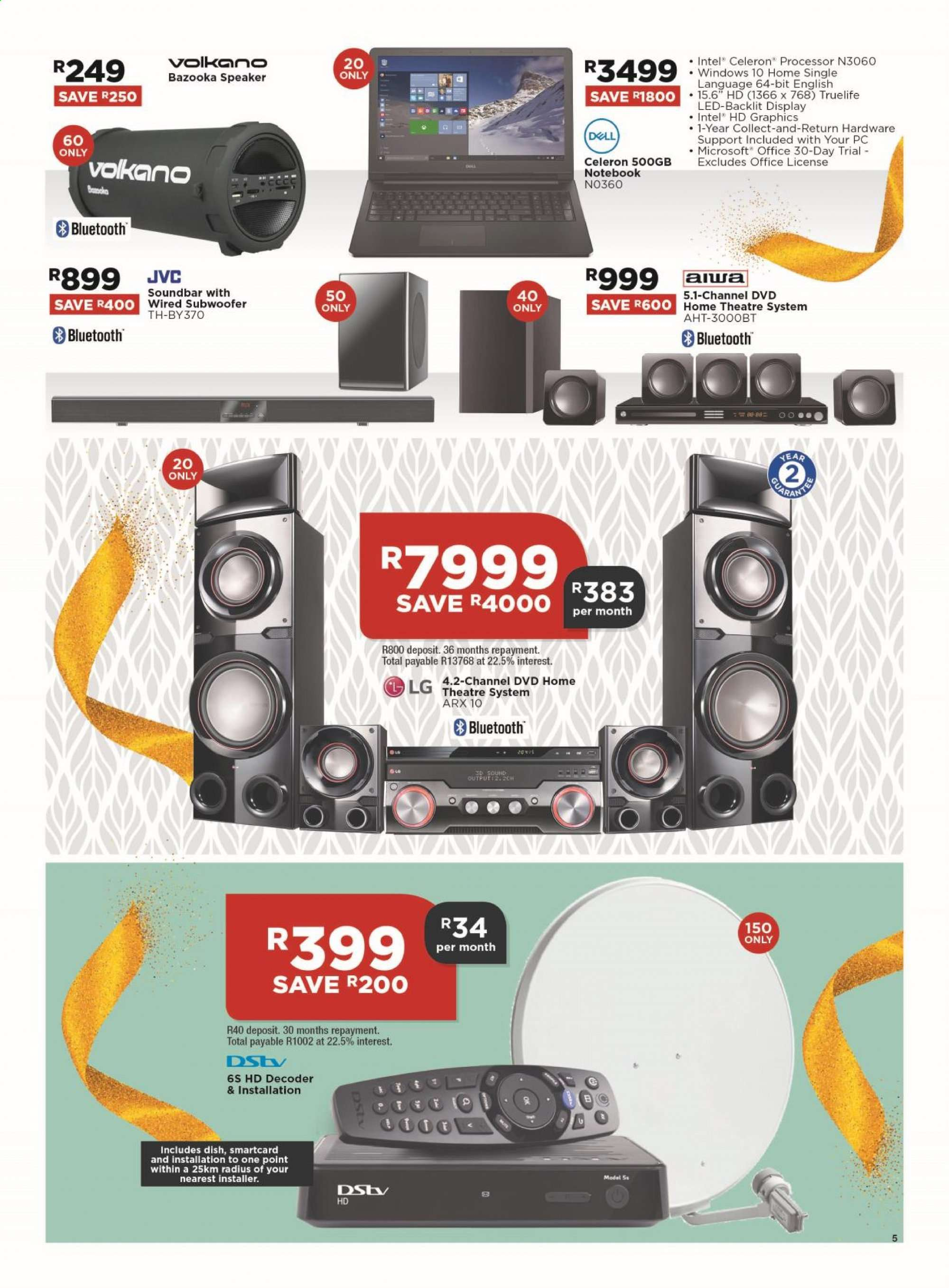 House & Home catalogue  - 08.29.2019 - 09.01.2019. Page 5.