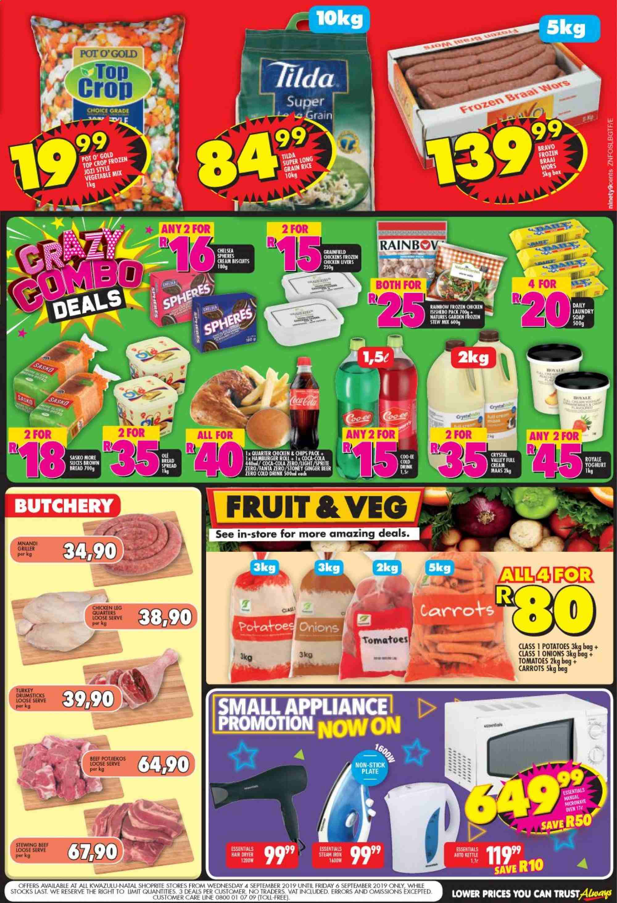 Shoprite catalogue  - 09.04.2019 - 09.06.2019. Page 2.