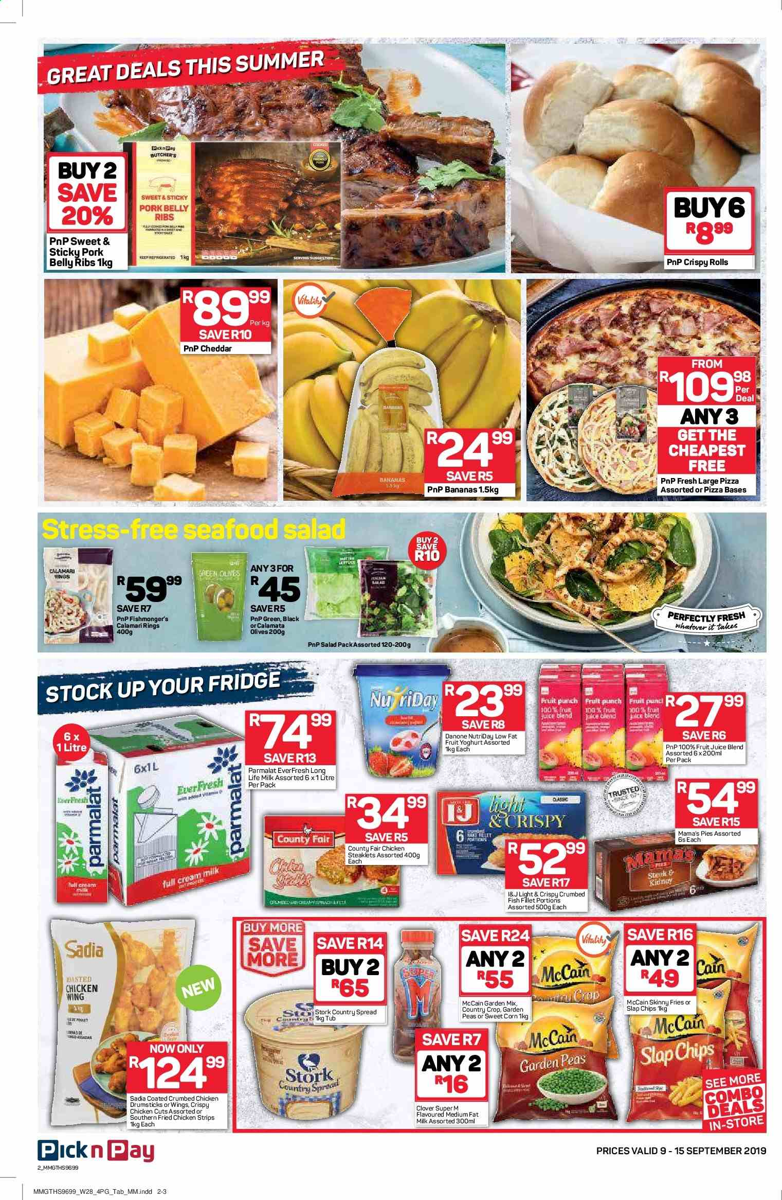 Pick n Pay catalogue  - 09.09.2019 - 09.15.2019. Page 2.