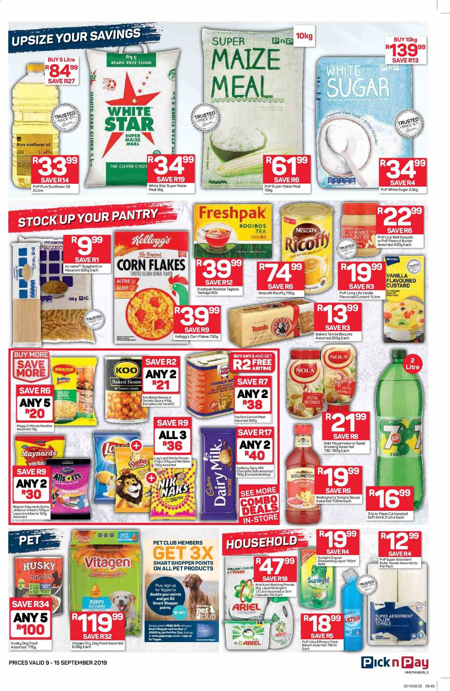 Pick n Pay catalogue  - 09.09.2019 - 09.15.2019. Page 3.