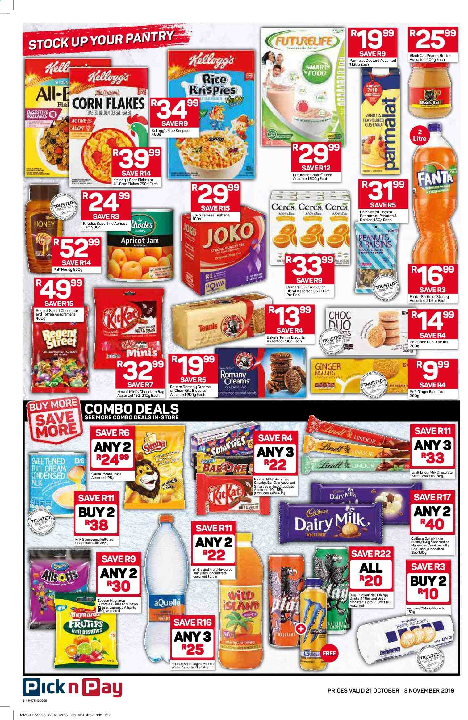 Pick n Pay catalogue  - 10.21.2019 - 11.03.2019. Page 6.