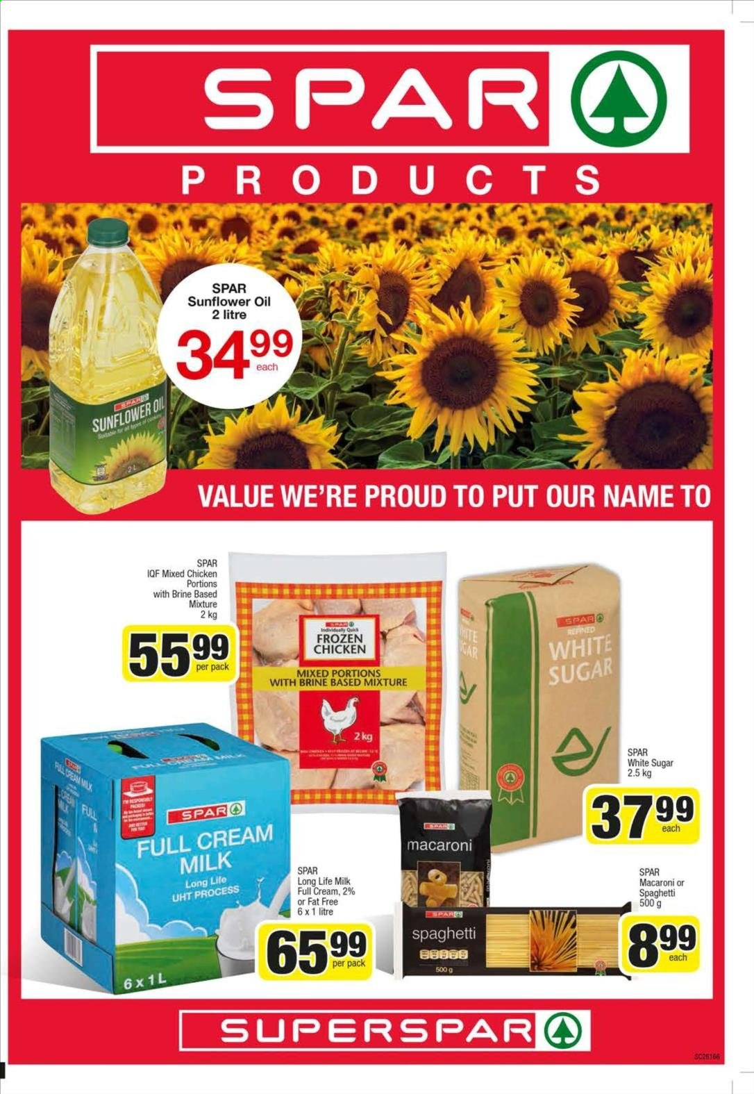 SPAR catalogue  - 10.21.2019 - 11.03.2019. Page 1.