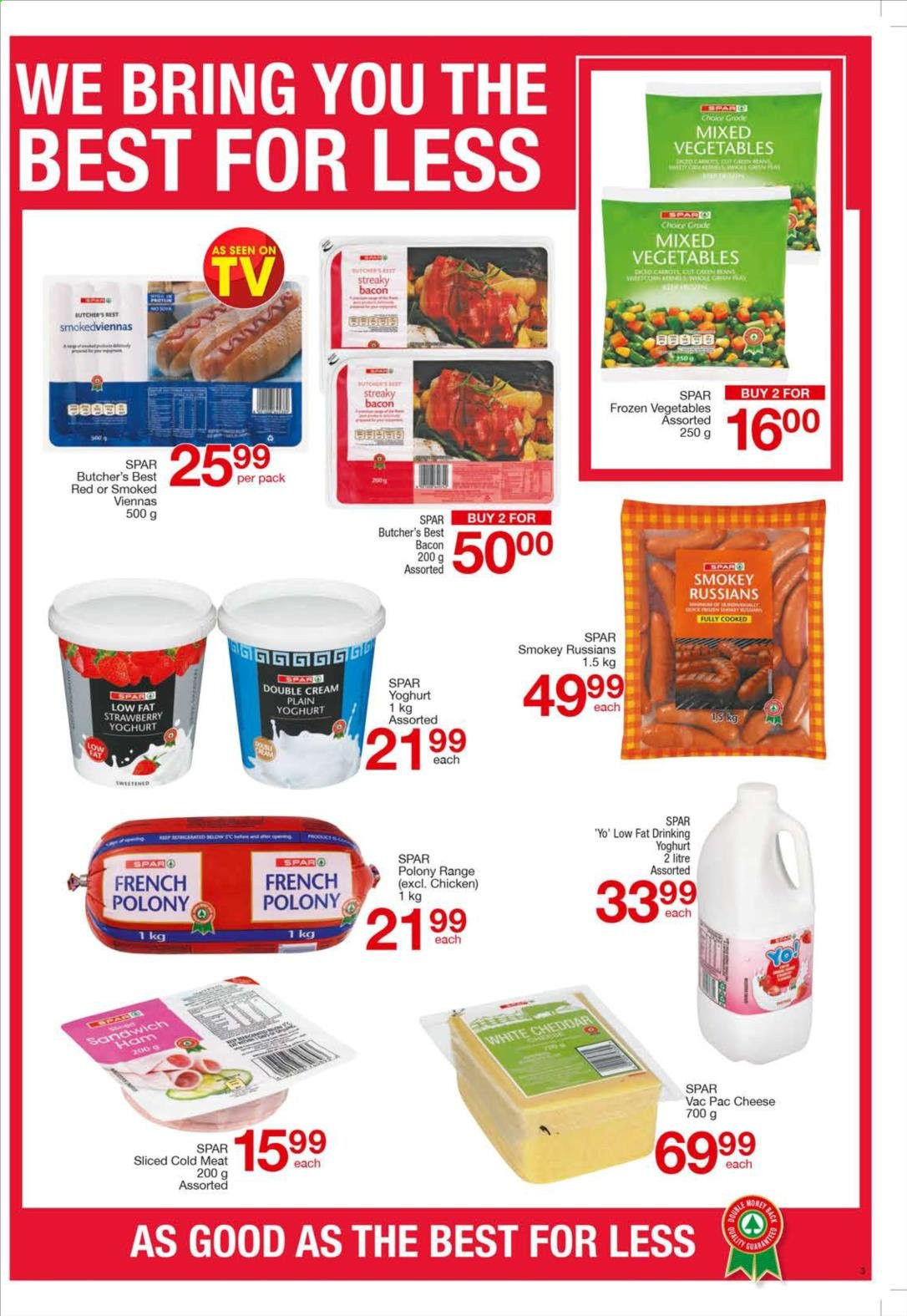 SPAR catalogue  - 10.21.2019 - 11.03.2019. Page 3.