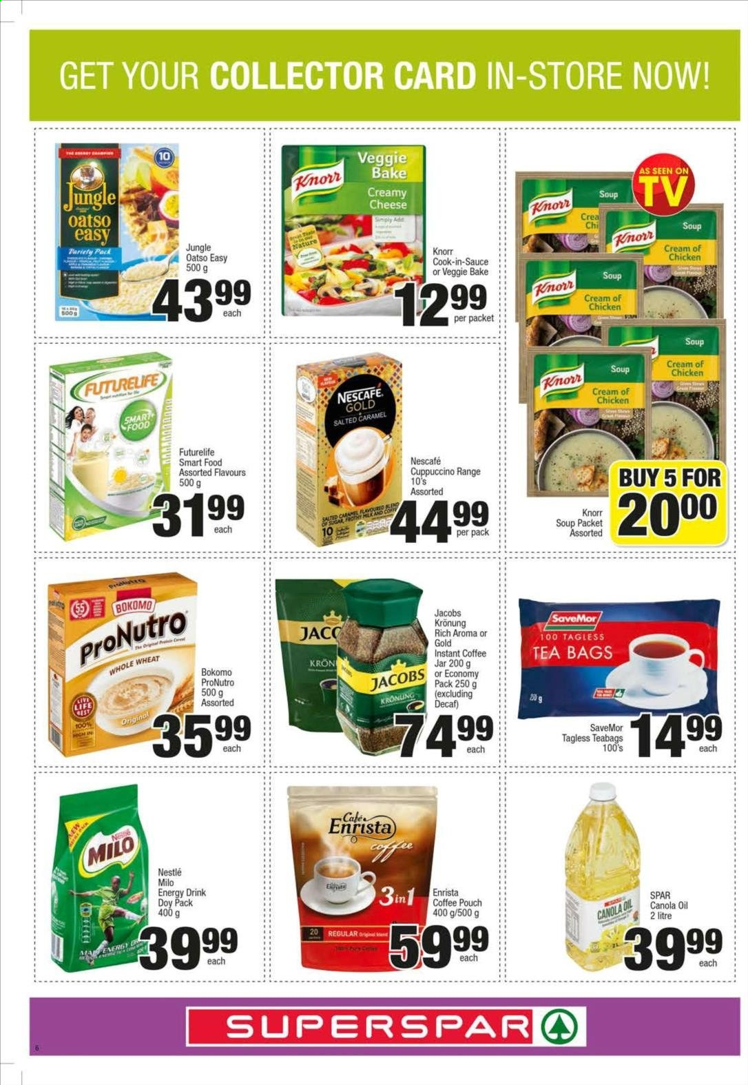 SPAR catalogue  - 10.21.2019 - 11.03.2019. Page 6.