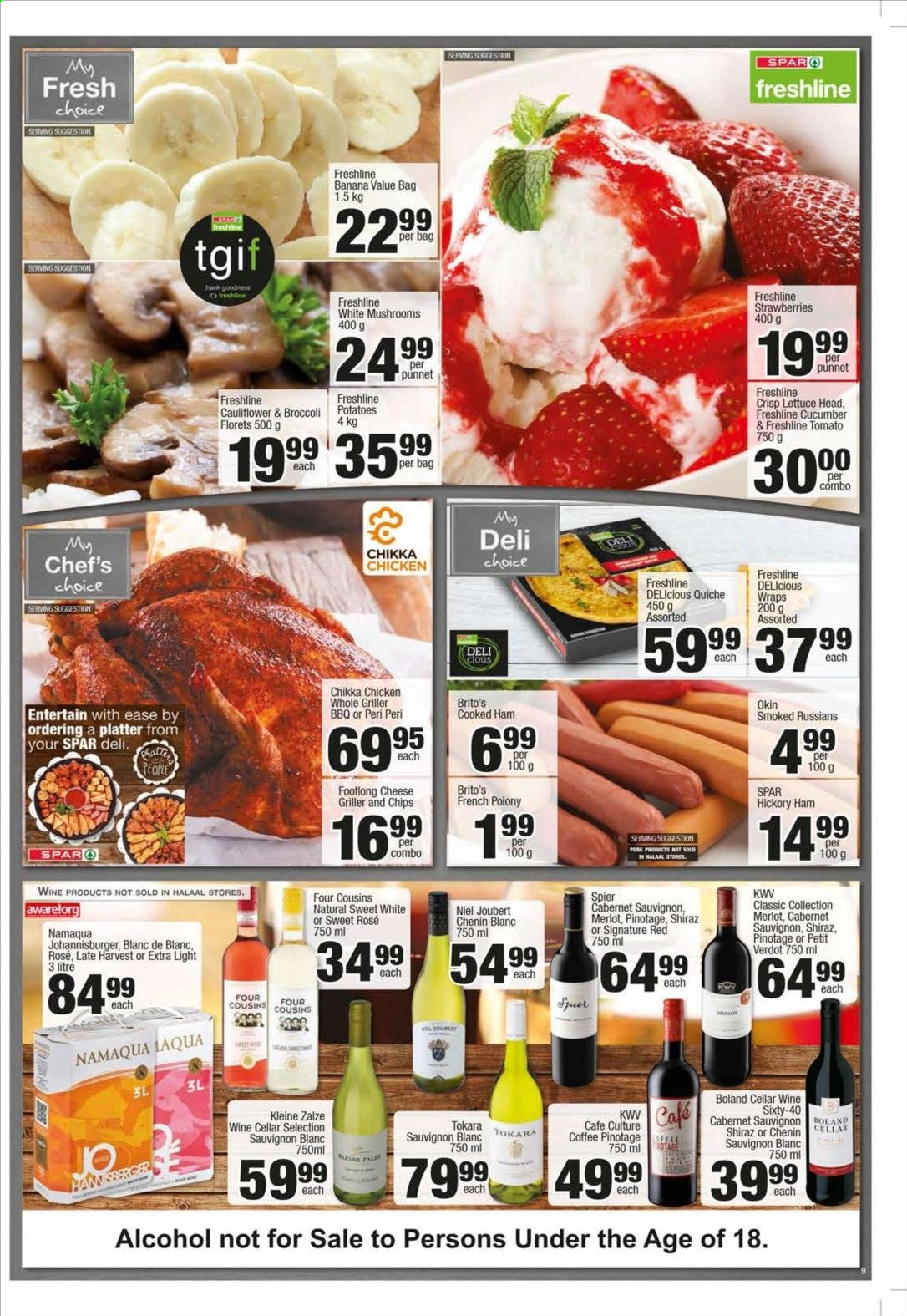 SPAR catalogue  - 10.21.2019 - 11.03.2019. Page 9.