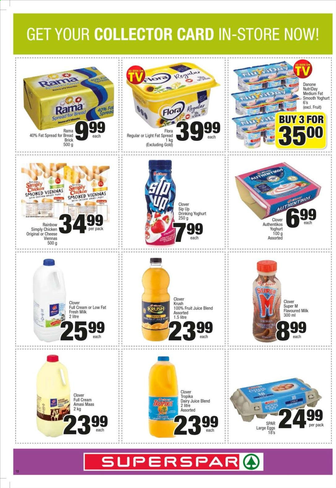 SPAR catalogue  - 10.21.2019 - 11.03.2019. Page 10.