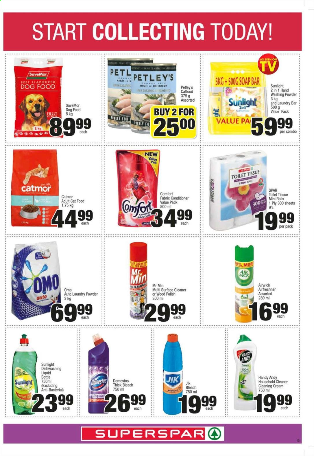 SPAR catalogue  - 10.21.2019 - 11.03.2019. Page 13.
