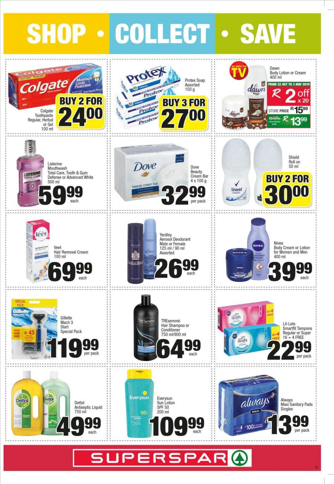 SPAR catalogue  - 10.21.2019 - 11.03.2019. Page 15.