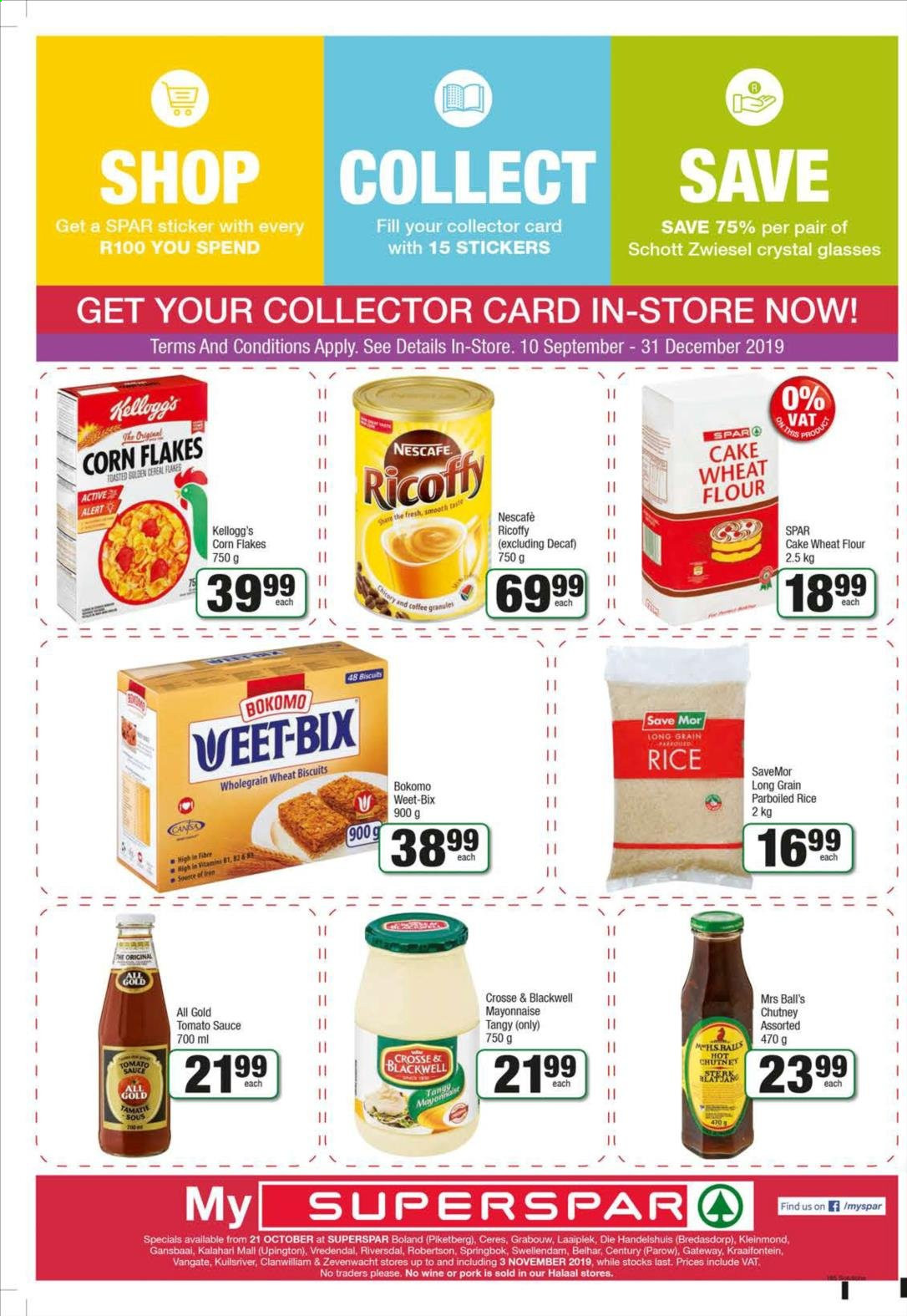 SPAR catalogue  - 10.21.2019 - 11.03.2019. Page 16.