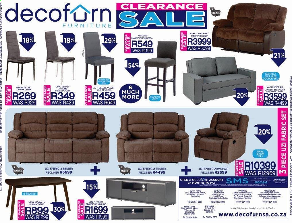 Decofurn Factory Shop catalogue  - 11.05.2019 - 11.11.2019. Page 1.