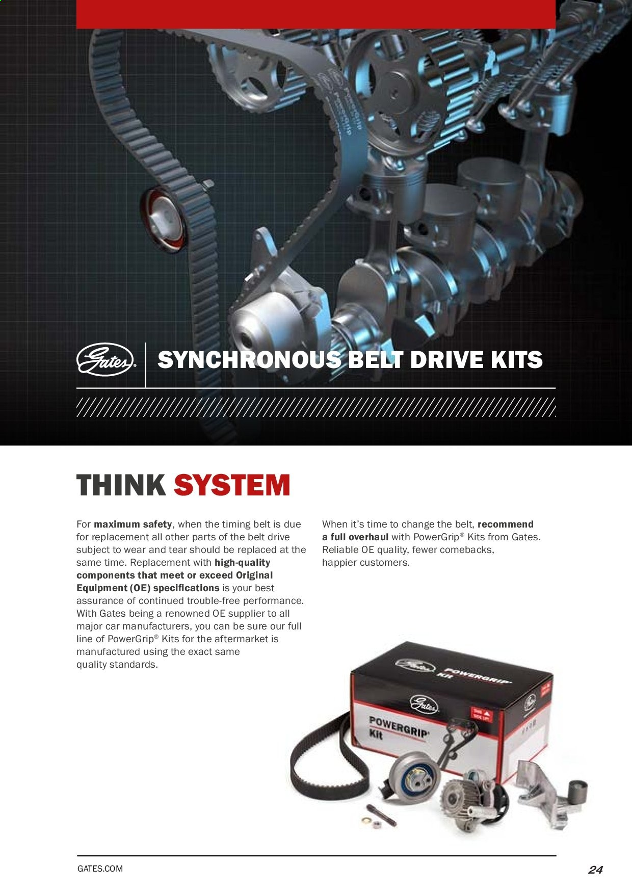 AutoZone catalogue . Page 26.