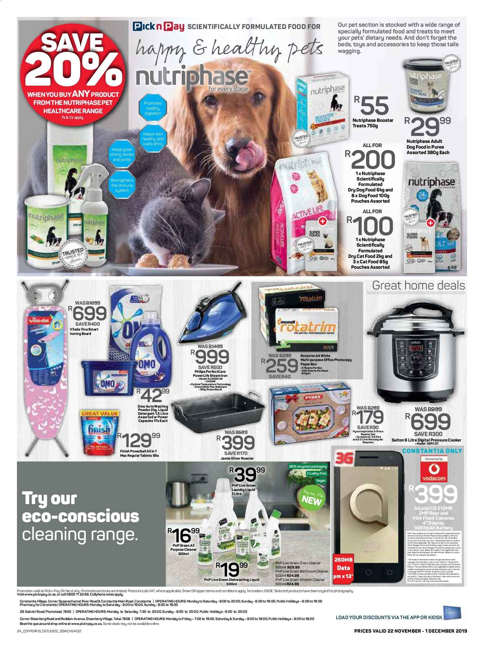 Pick n Pay catalogue  - 11.22.2019 - 12.01.2019. Page 24.
