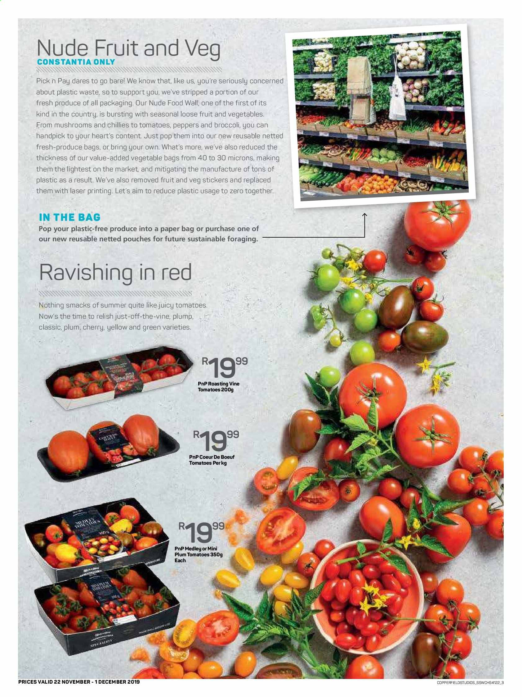 Pick n Pay catalogue  - 11.22.2019 - 12.01.2019. Page 3.