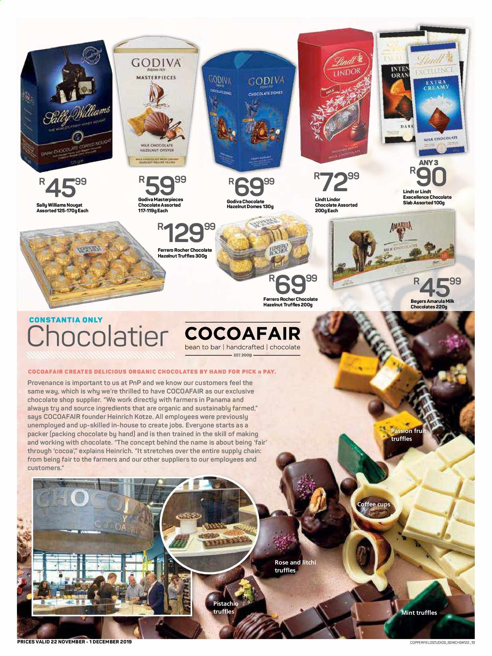 Pick n Pay catalogue  - 11.22.2019 - 12.01.2019. Page 13.