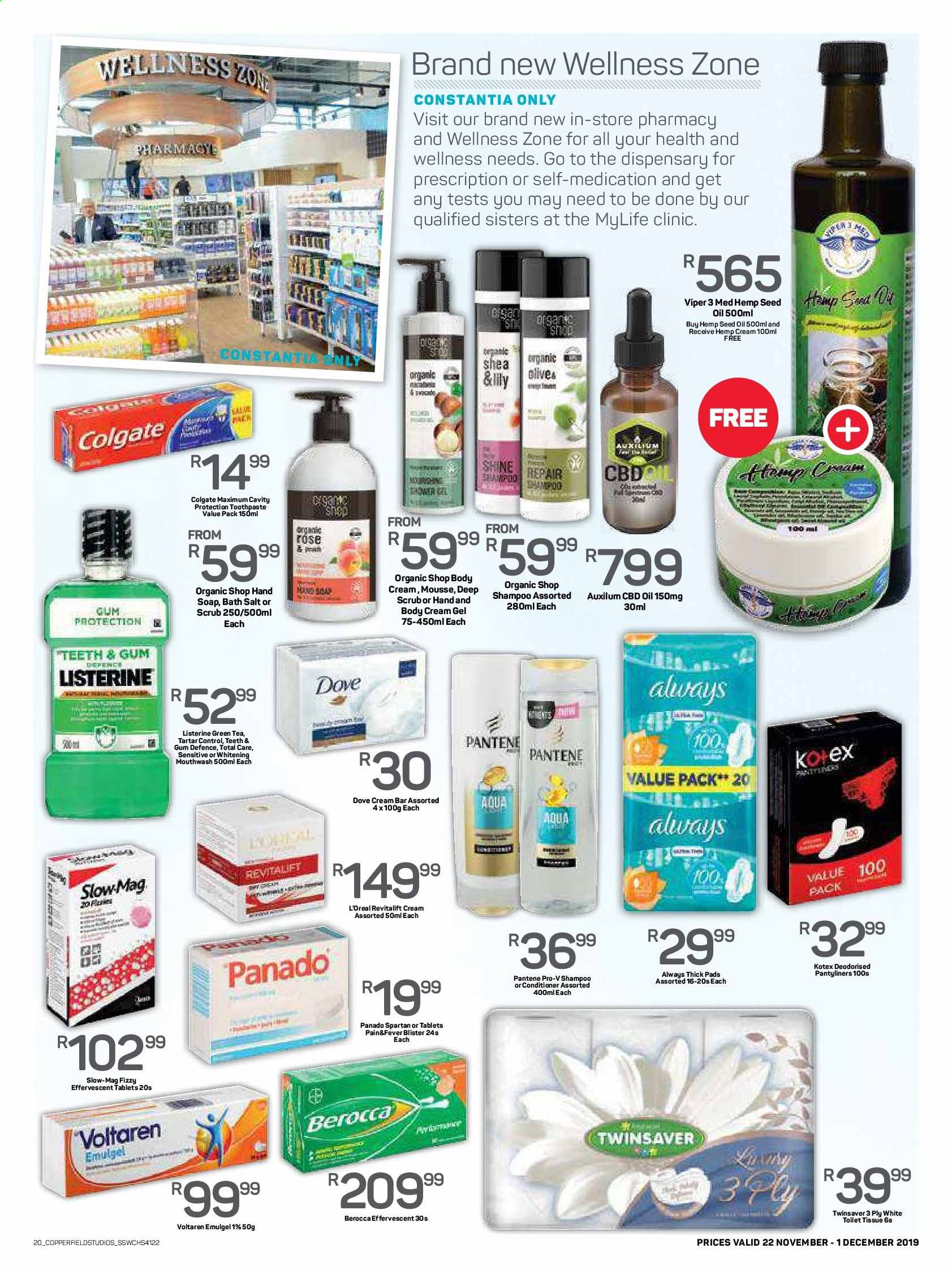 Pick n Pay catalogue  - 11.22.2019 - 12.01.2019. Page 20.