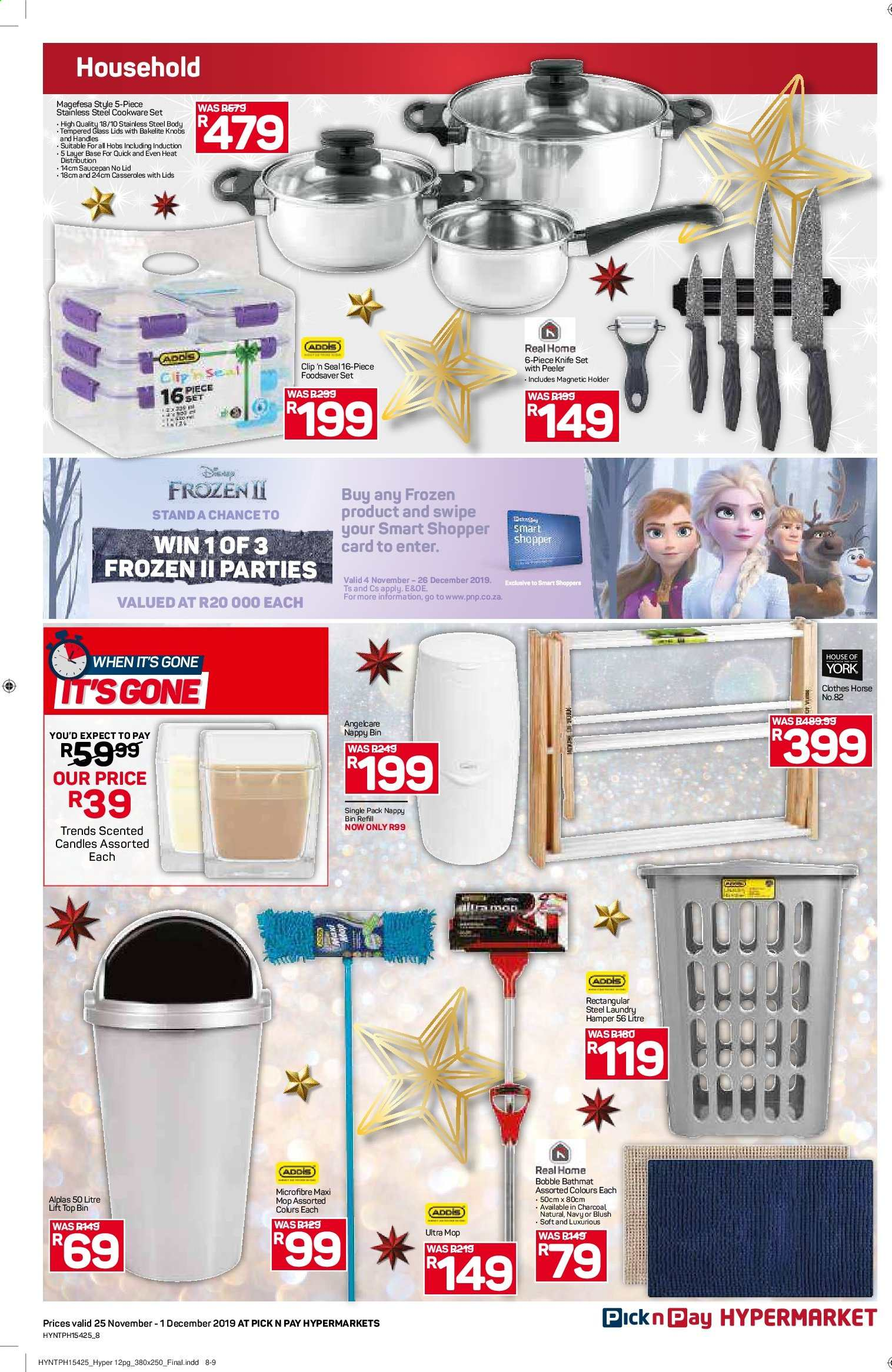 Pick n Pay catalogue  - 11.25.2019 - 12.01.2019. Page 8.