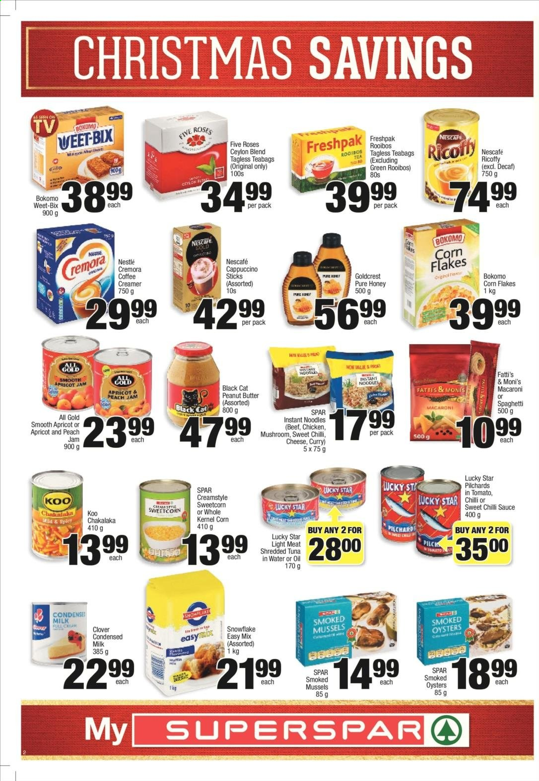 SPAR catalogue  - 11.25.2019 - 12.08.2019. Page 2.