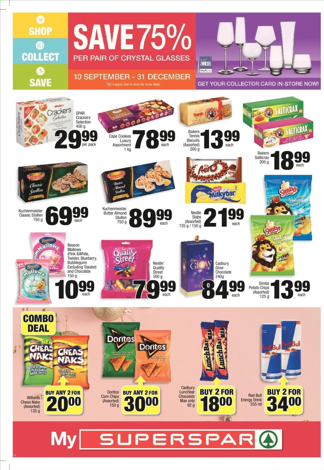 SPAR catalogue  - 11.25.2019 - 12.08.2019. Page 4.