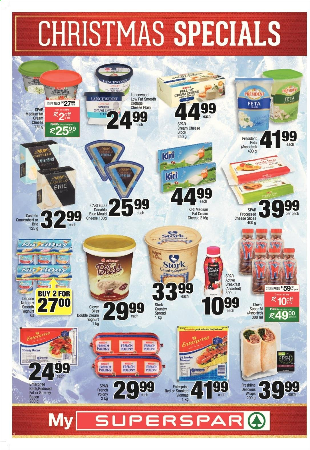 SPAR catalogue  - 11.25.2019 - 12.08.2019. Page 6.