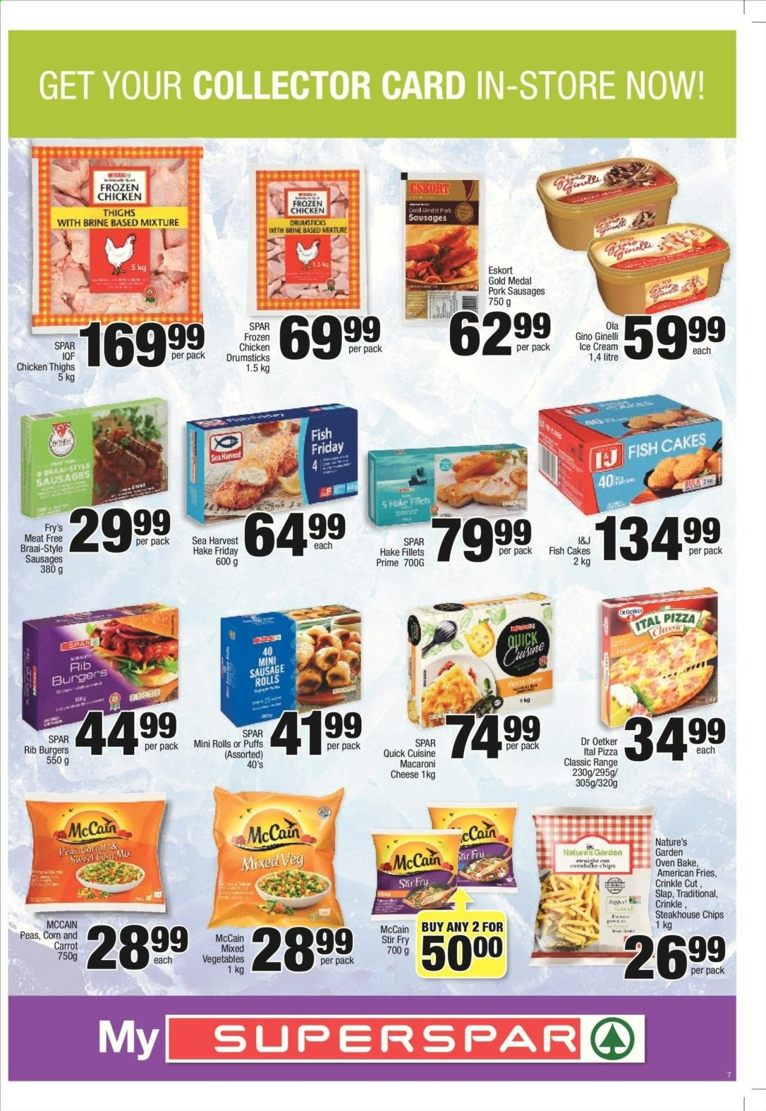 SPAR catalogue  - 11.25.2019 - 12.08.2019. Page 7.