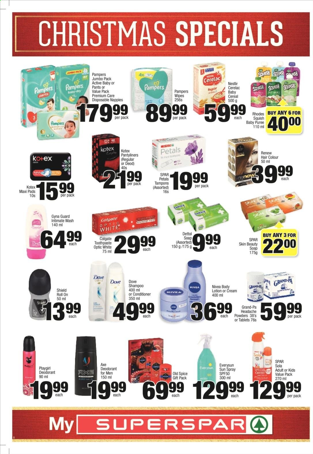 SPAR catalogue  - 11.25.2019 - 12.08.2019. Page 8.