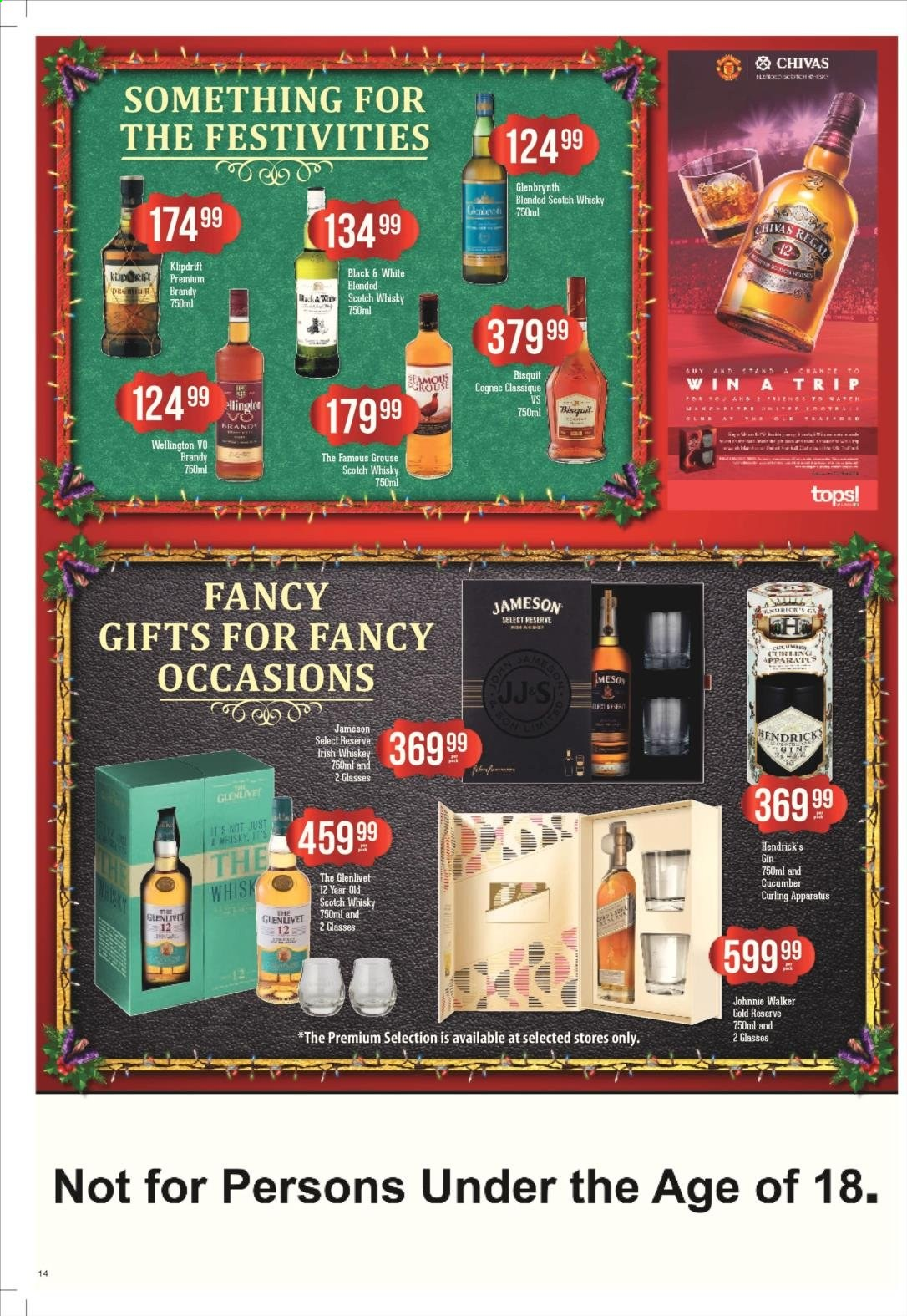 SPAR catalogue  - 11.25.2019 - 12.08.2019. Page 14.