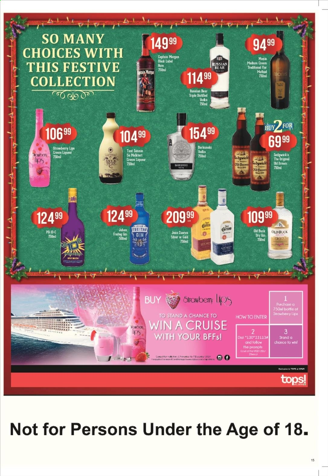 SPAR catalogue  - 11.25.2019 - 12.08.2019. Page 15.