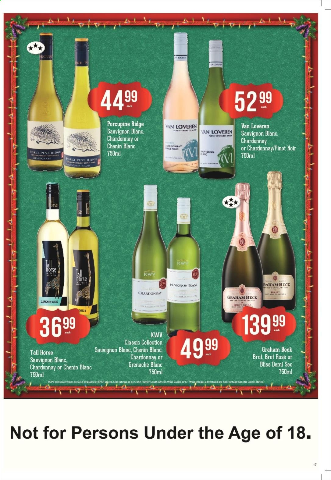 SPAR catalogue  - 11.25.2019 - 12.08.2019. Page 17.