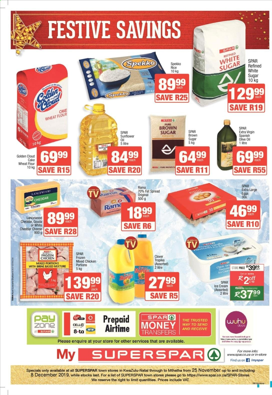 SPAR catalogue  - 11.25.2019 - 12.08.2019. Page 20.