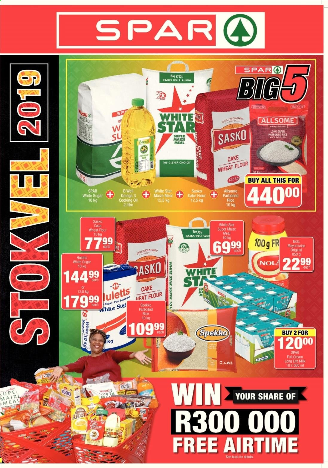 SPAR catalogue  - 11.25.2019 - 12.17.2019. Page 1.