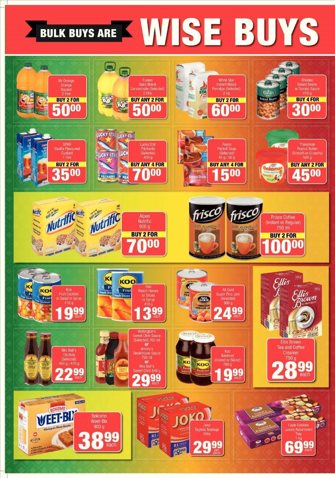 SPAR catalogue  - 11.25.2019 - 12.17.2019. Page 2.