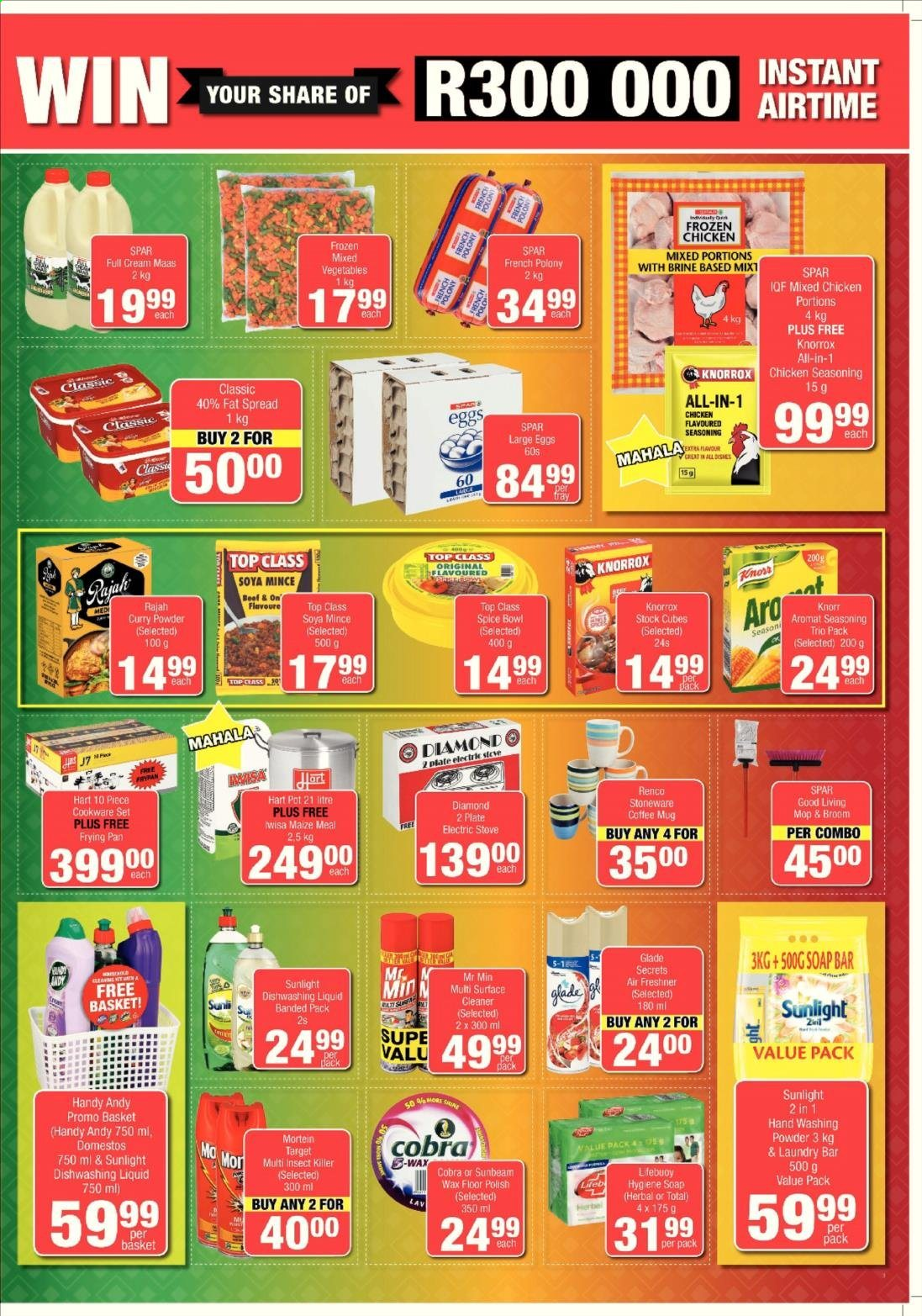 SPAR catalogue  - 11.25.2019 - 12.17.2019. Page 3.