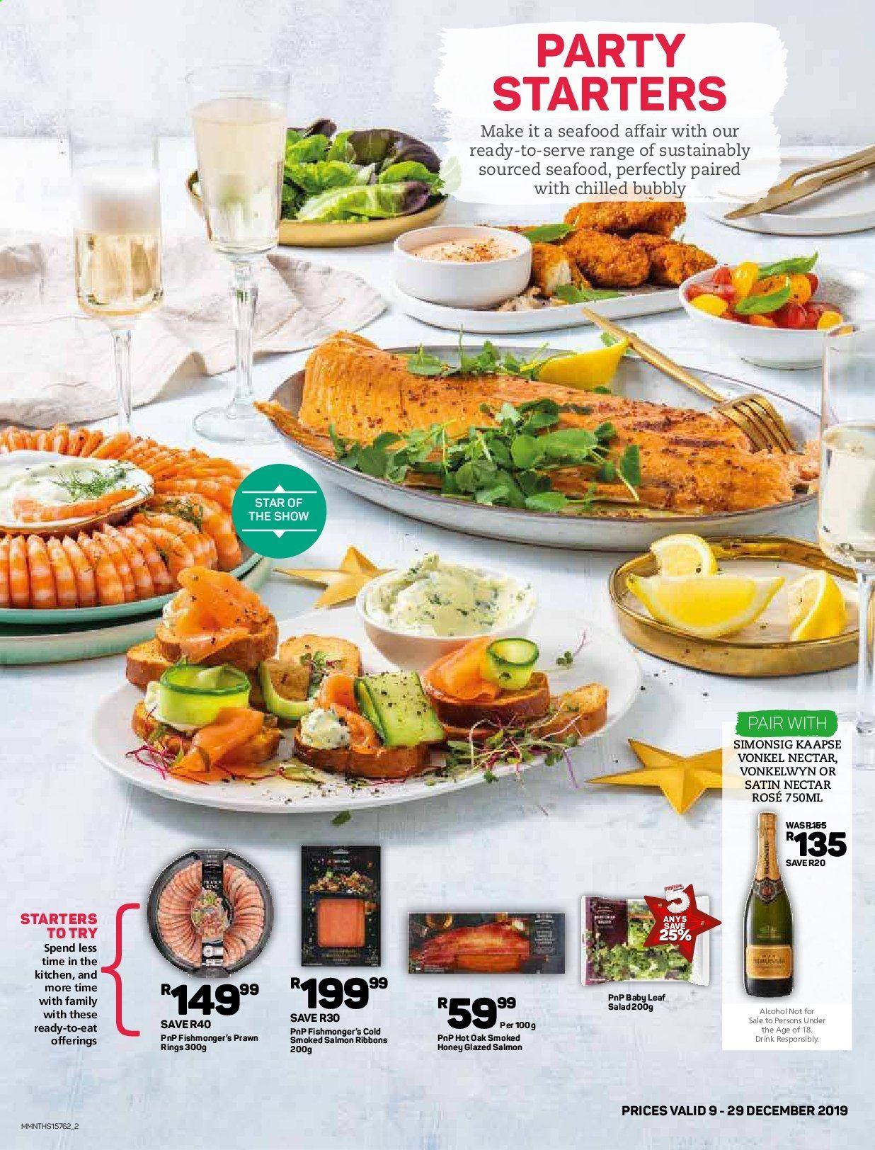 Pick n Pay catalogue  - 12.09.2019 - 12.29.2019. Page 2.