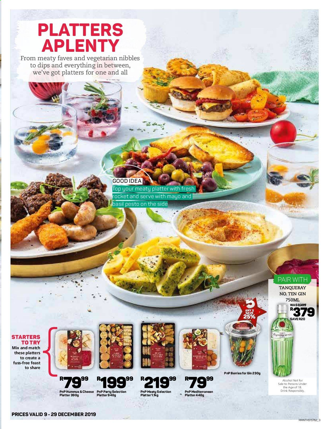 Pick n Pay catalogue  - 12.09.2019 - 12.29.2019. Page 3.
