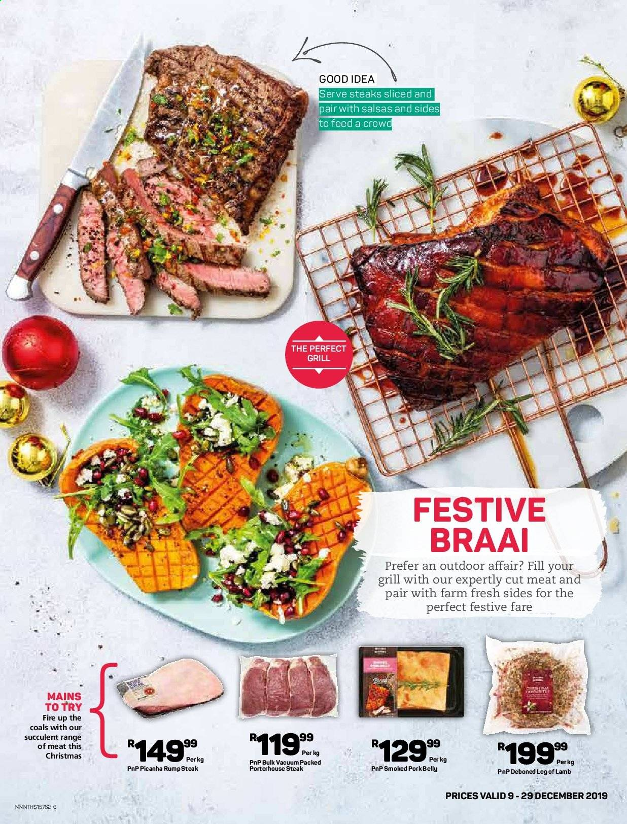 Pick n Pay catalogue  - 12.09.2019 - 12.29.2019. Page 6.