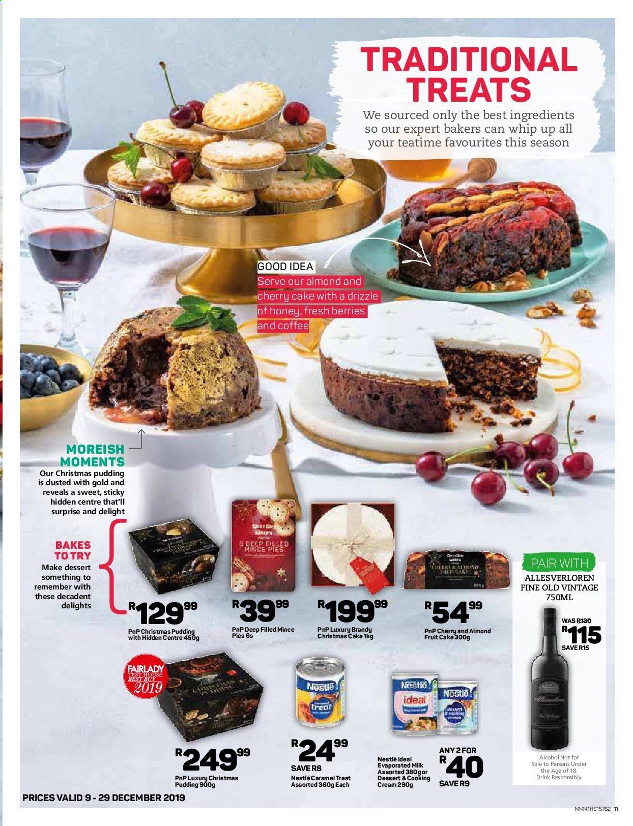 Pick n Pay catalogue  - 12.09.2019 - 12.29.2019. Page 11.