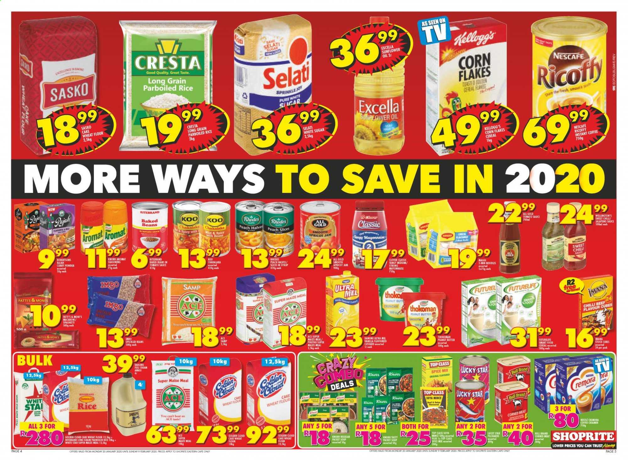 Shoprite catalogue  - 01.20.2020 - 02.09.2020. Page 4.