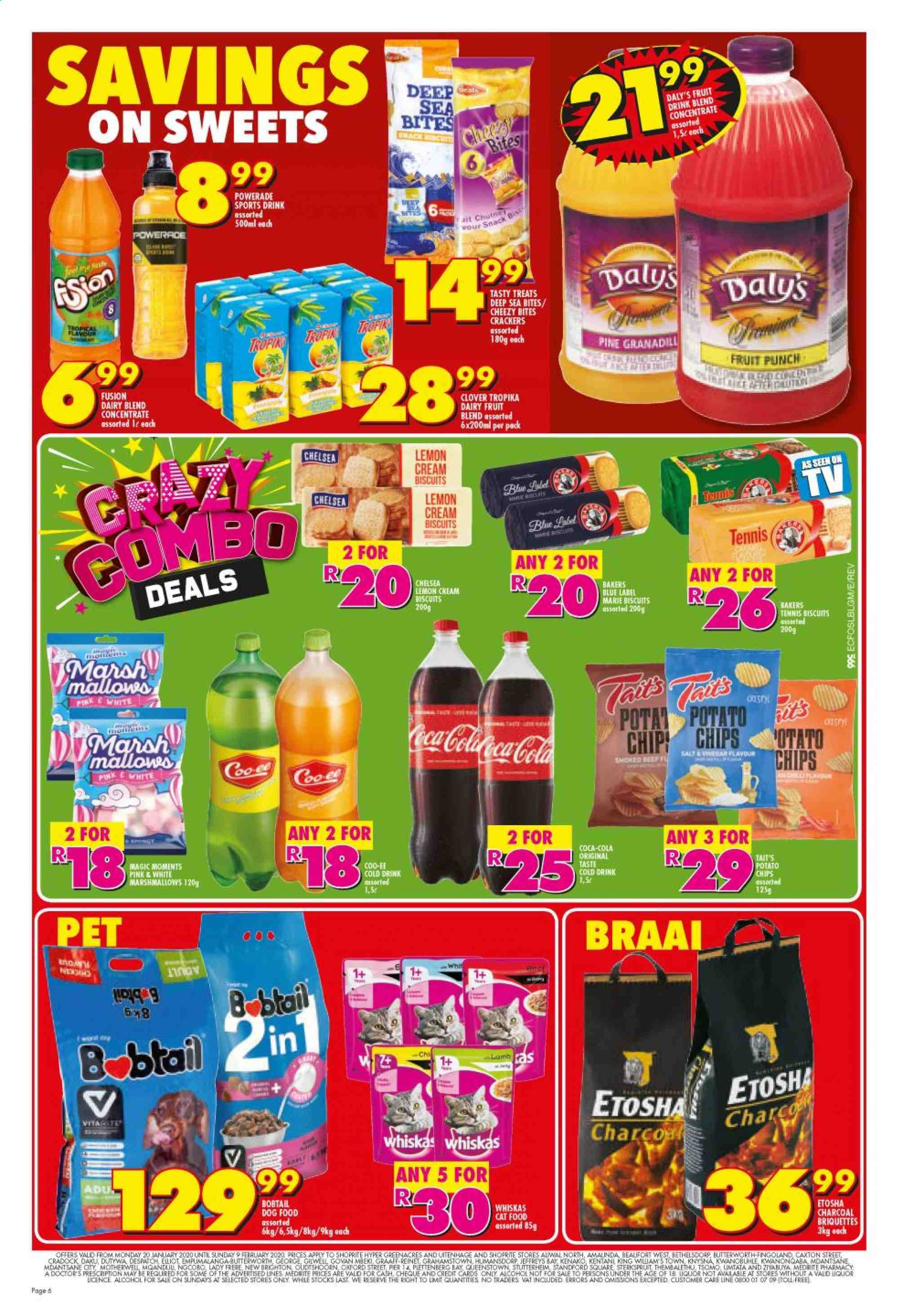 Shoprite catalogue  - 01.20.2020 - 02.09.2020. Page 5.