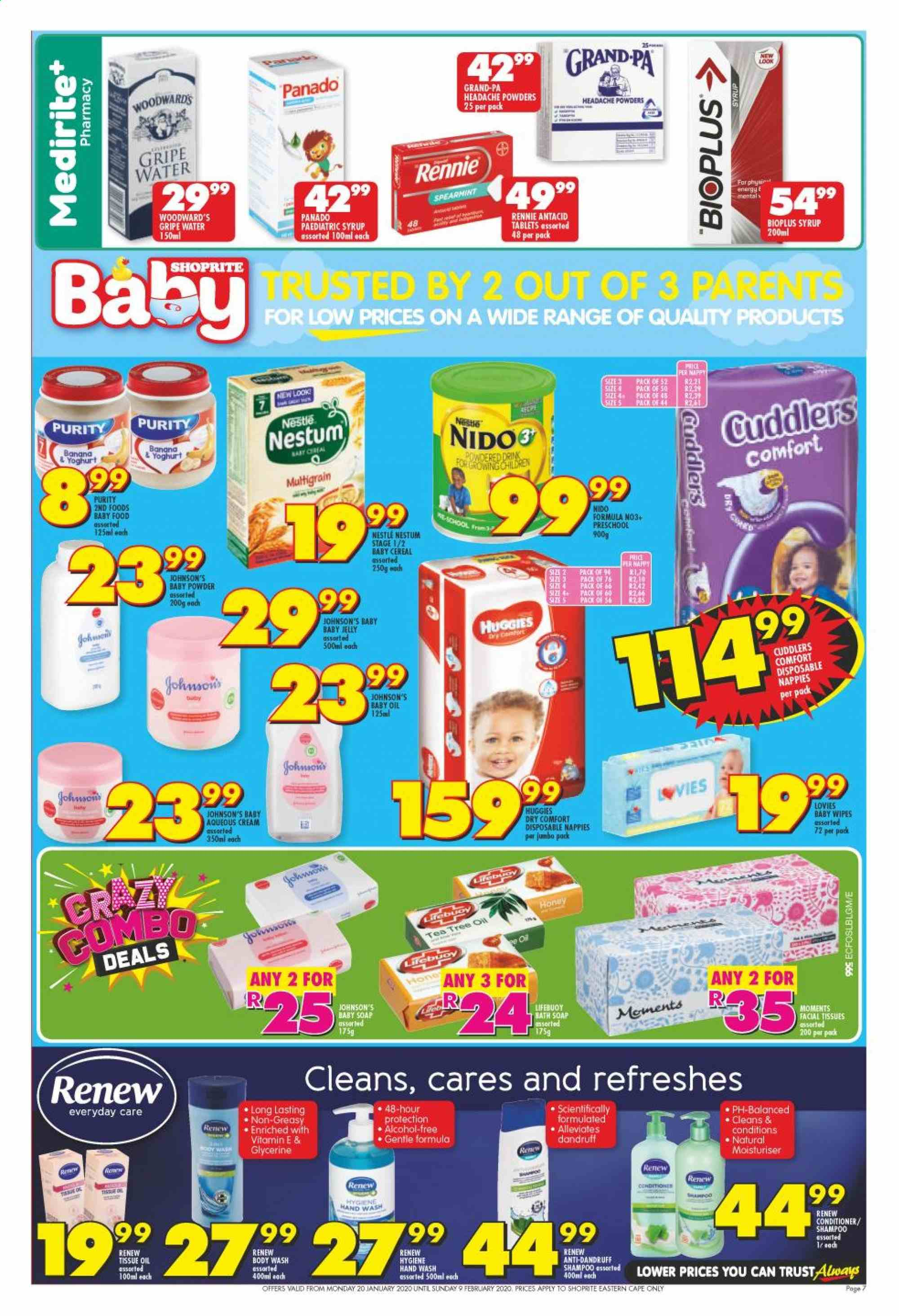 Shoprite catalogue  - 01.20.2020 - 02.09.2020. Page 6.
