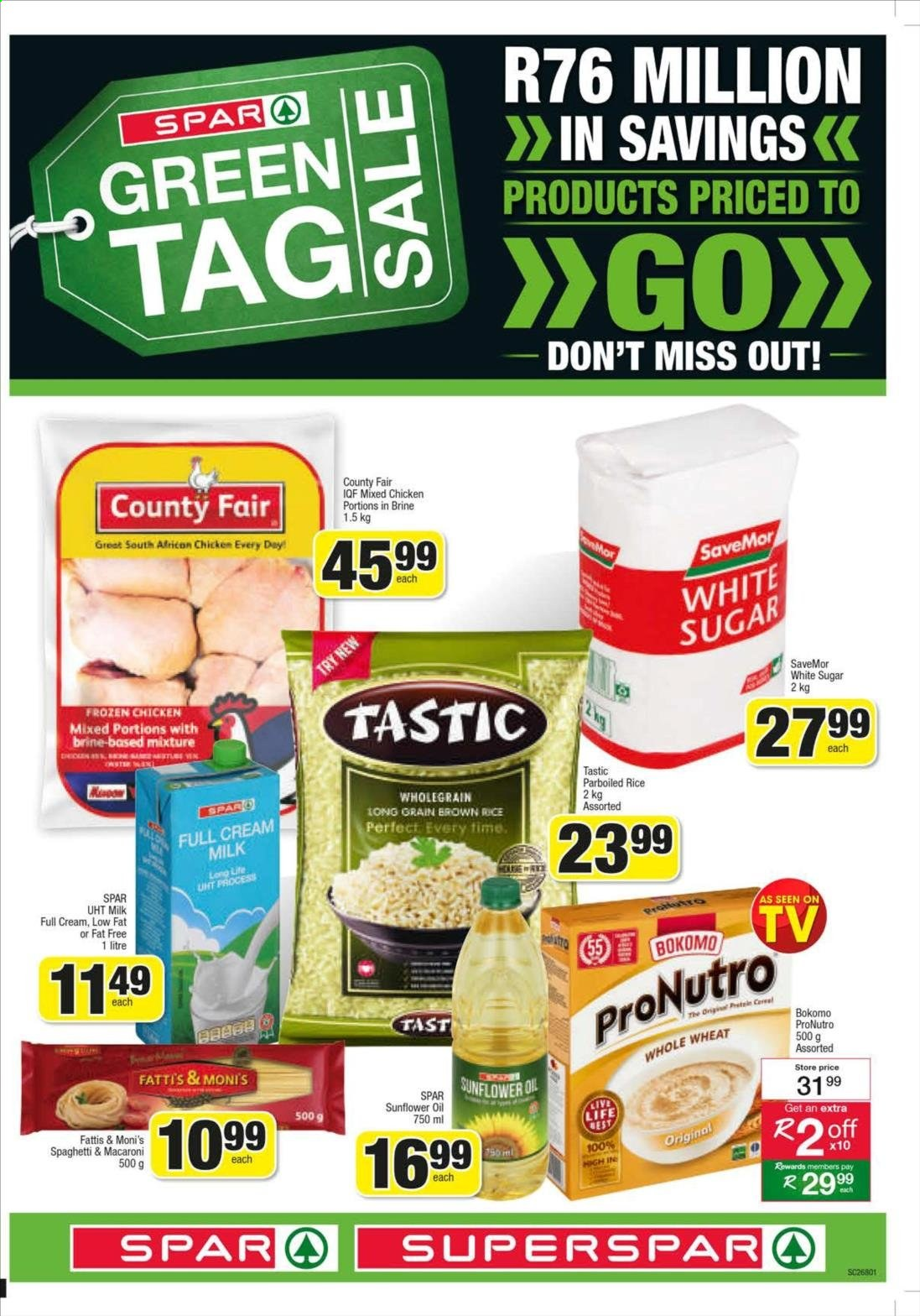 SPAR catalogue  - 02.03.2020 - 02.23.2020. Page 1.