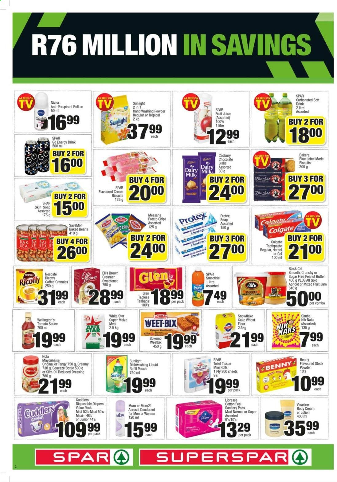 SPAR catalogue  - 02.03.2020 - 02.23.2020. Page 2.