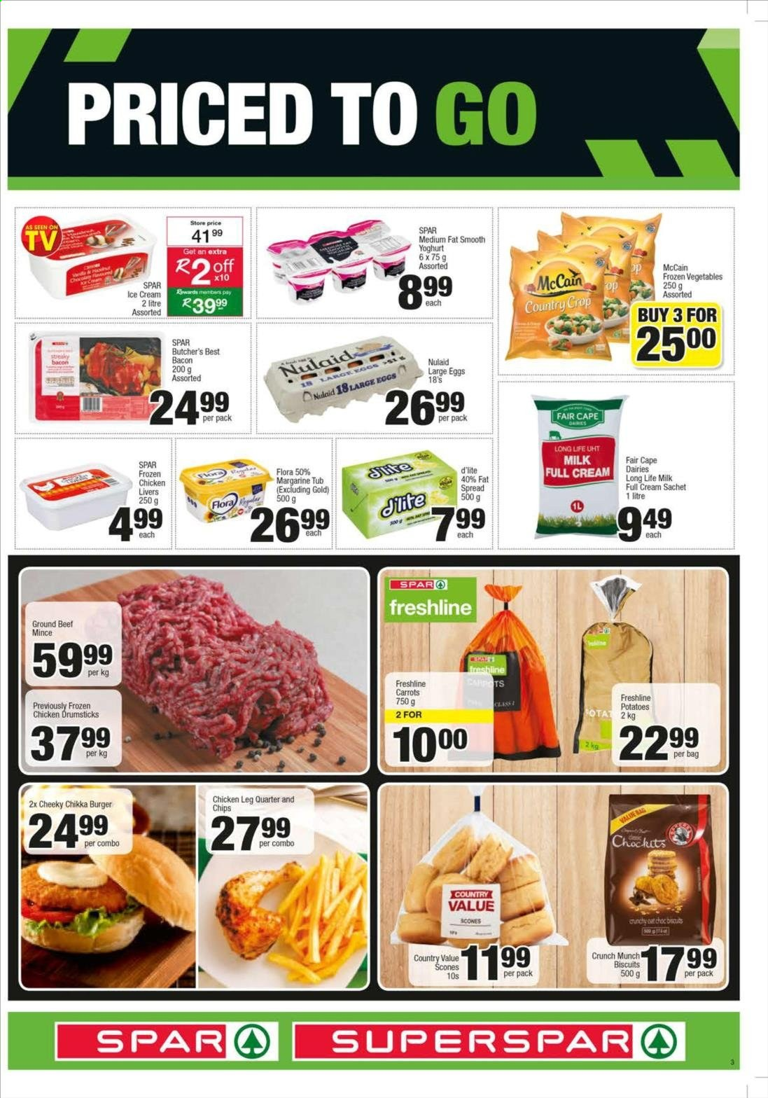 SPAR catalogue  - 02.03.2020 - 02.23.2020. Page 3.