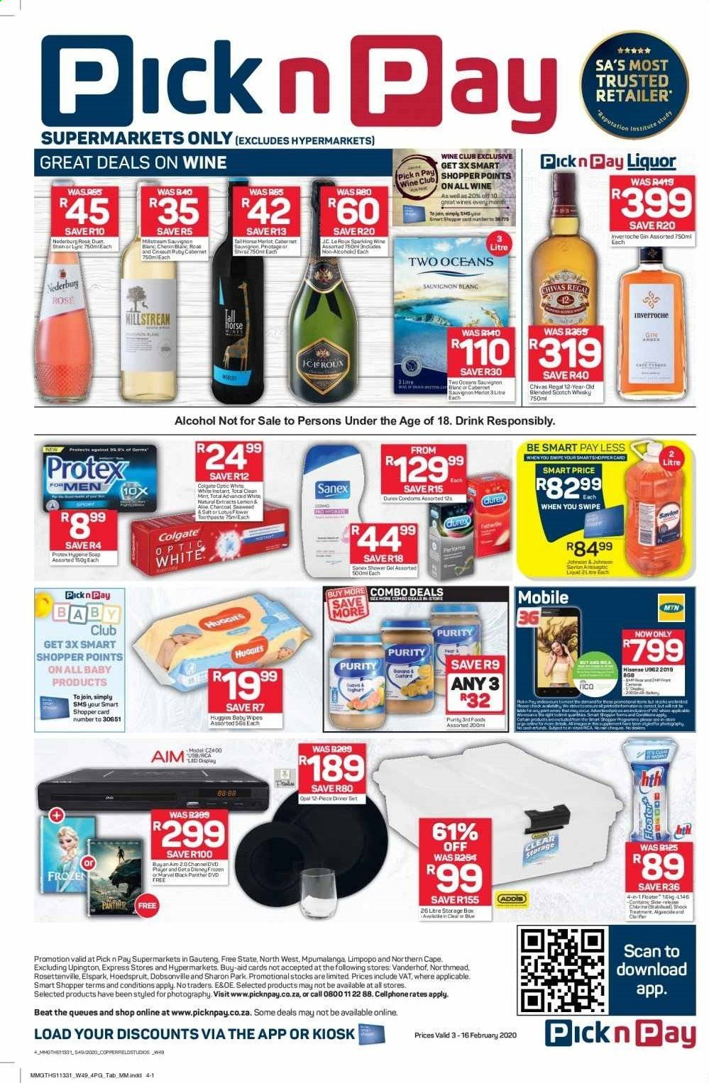 Pick n Pay catalogue  - 02.03.2020 - 02.16.2020. Page 4.