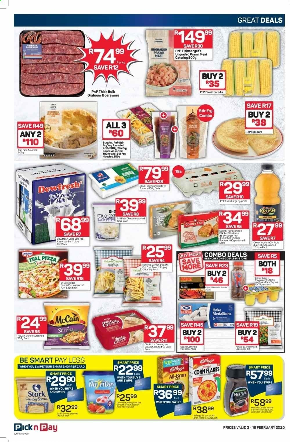 Pick n Pay catalogue  - 02.03.2020 - 02.16.2020. Page 2.