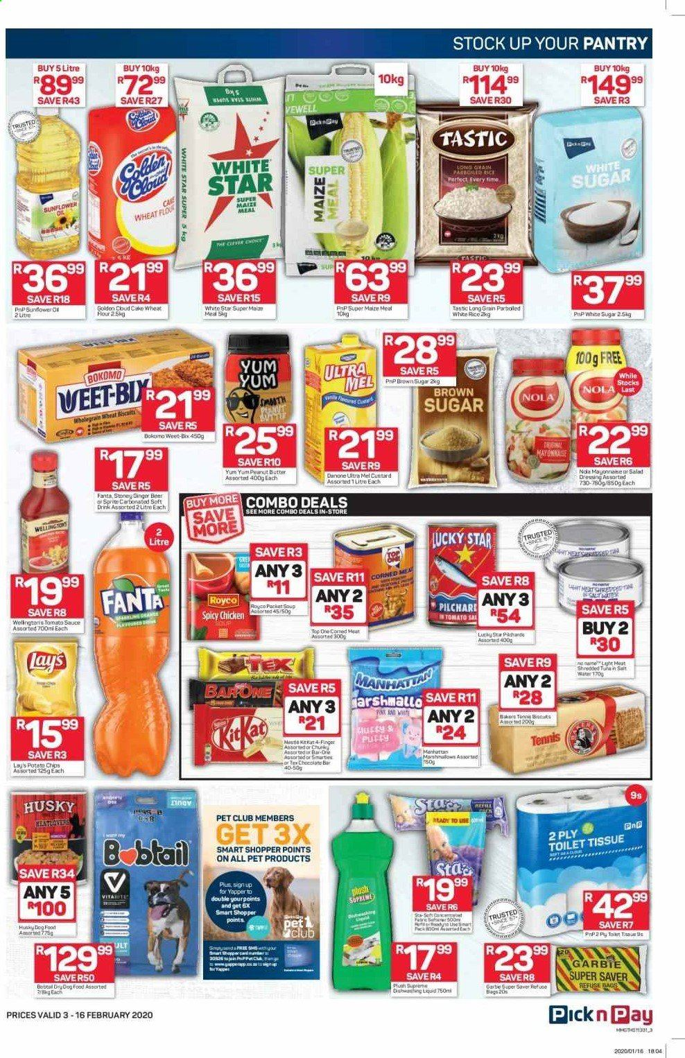 Pick n Pay catalogue  - 02.03.2020 - 02.16.2020. Page 3.