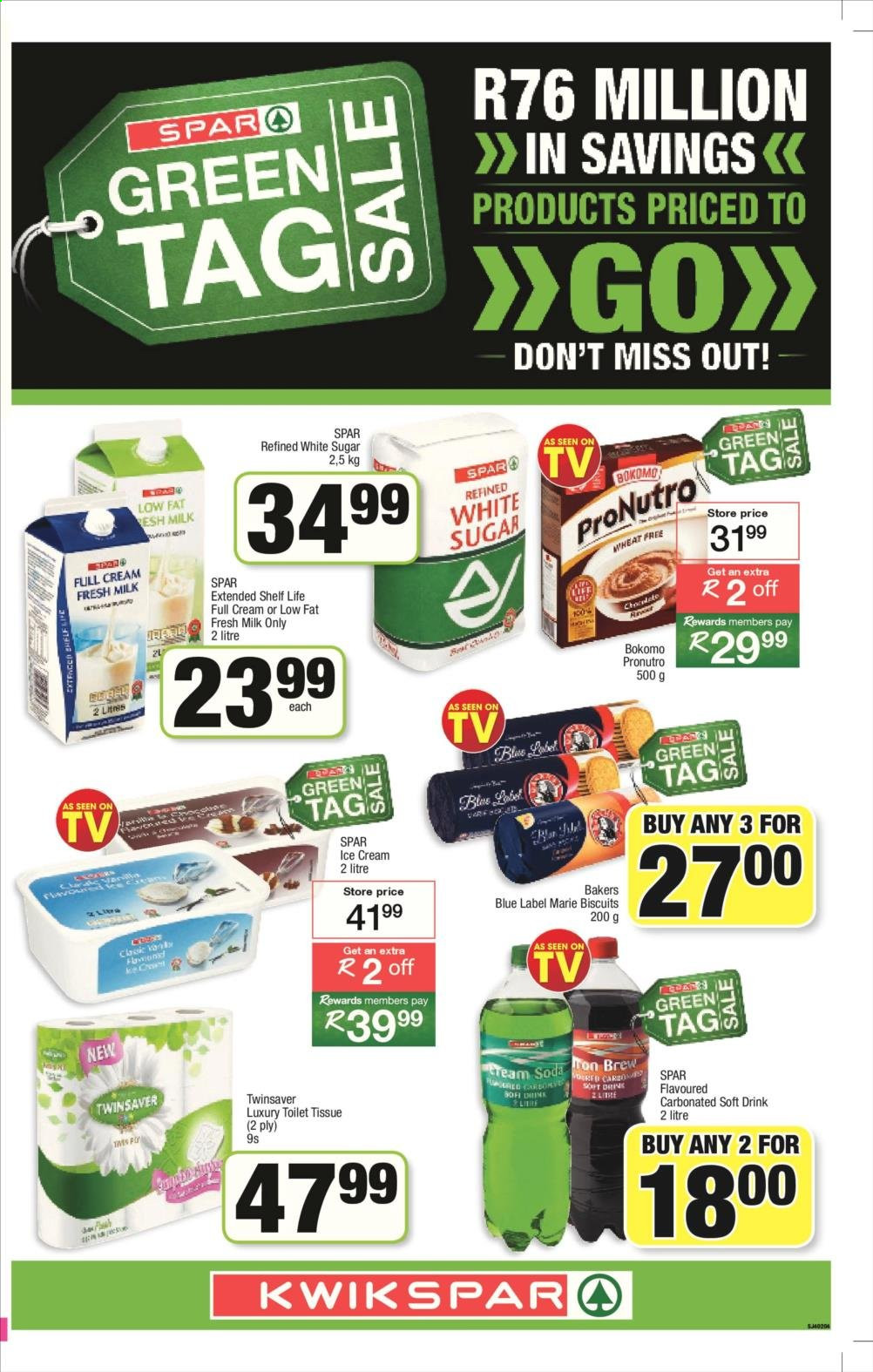 SPAR catalogue  - 02.11.2020 - 02.23.2020. Page 1.