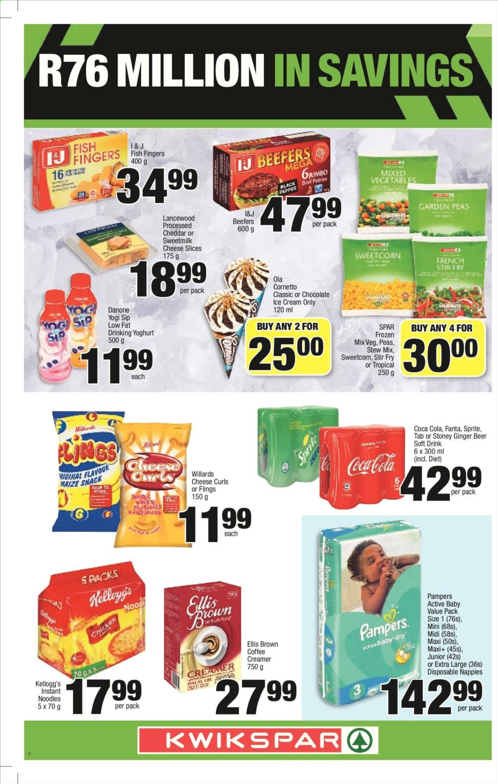 SPAR catalogue  - 02.11.2020 - 02.23.2020. Page 2.