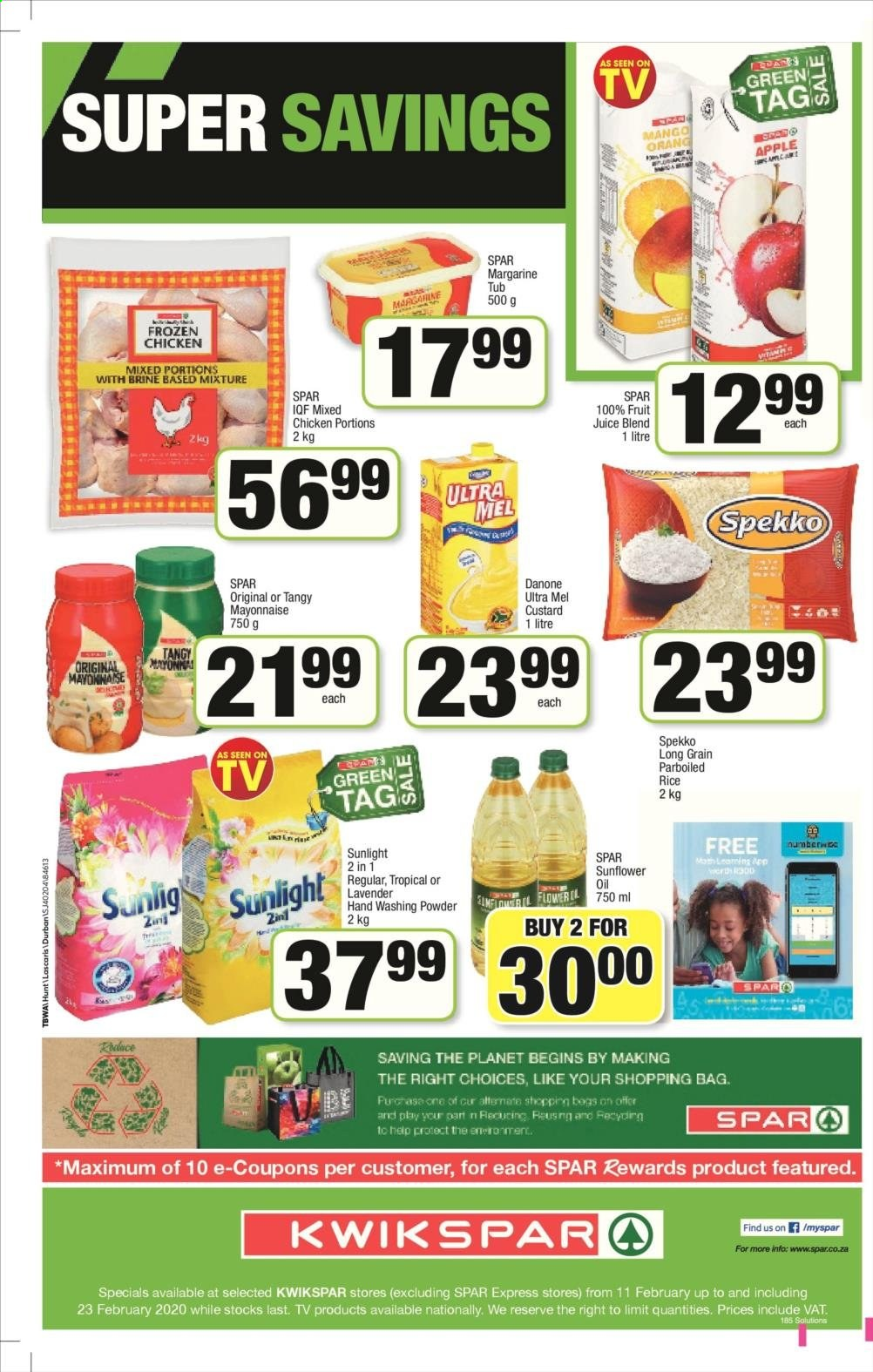 SPAR catalogue  - 02.11.2020 - 02.23.2020. Page 4.